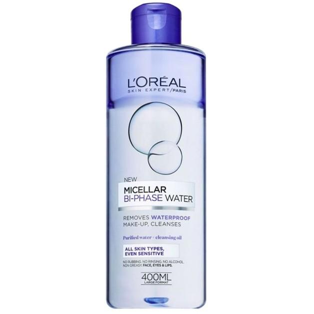 L\'oreal Paris Micellar Bi-Phase Water Sensitive Skin 400ml