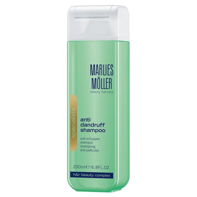 Marlies Moller Specialists Anti Dandruff Shampoo Αντιπυτιριδικό Σαμπουάν που Ρυθμίζει την Έντονη Λιπαρότητα 200ml