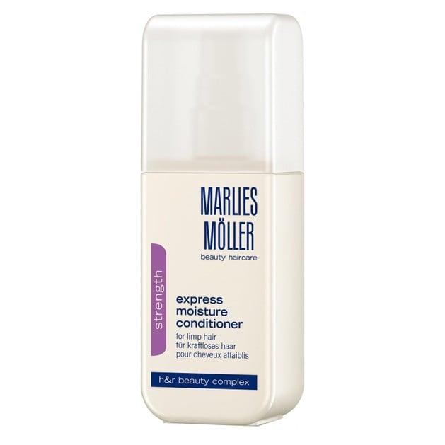 Marlies Moller Strength Express Moisture Conditioner Spray Booster Ενυδάτωσης στα Θαμπά & Άτονα Λεπτά Μαλλιά 125ml