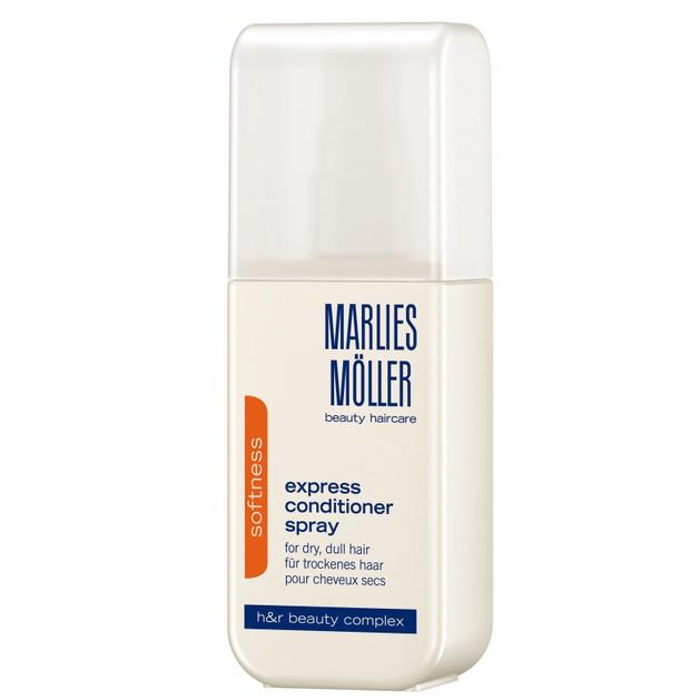 Marlies Moller Softness Express Conditioner Spray Εντατική Φροντίδα για Απαλά Μαλλιά στην Στιγμή Χωρίς Φριζάρισμα 125ml
