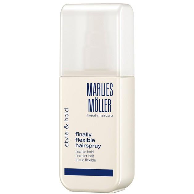 Marlies Moller Style & Hold Finally Flexible Hairspray για Δυνατό Κράτημα & Ανάλαφρα & Ευέλικτα  Μαλλιά 125ml