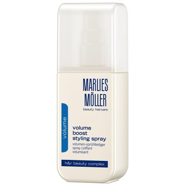 Marlies Moller Volume Boost Styling Spray για Όγκο στα Αδύναμα Μαλλιά που Διαρκεί 125ml