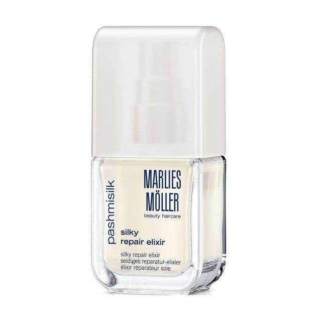 Marlies Moller Pashmisilk Silky Repair Elixir Ενεργό Ελιξίριο από Μετάξι, Κατά του Σπασίματος της Τρίχας 50ml