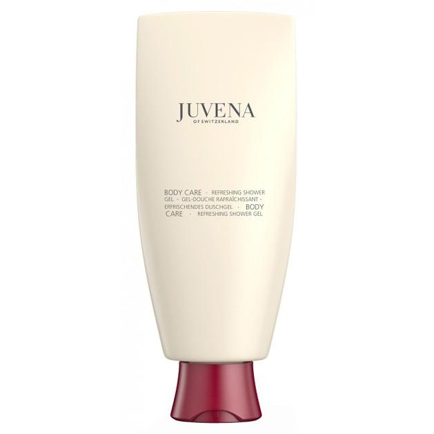 Juvena Body Care Refreshing Shower Gel Κρεμώδες Θρεπτικό Αφρόλουτρο με Δροσερό & Αναζωογονητικό Άρωμα 200ml