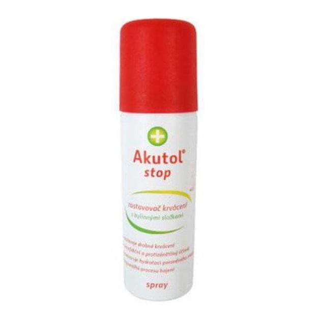 Uplab Akutol Stop Spray Αιμοστατικό Σπρέυ 60ml