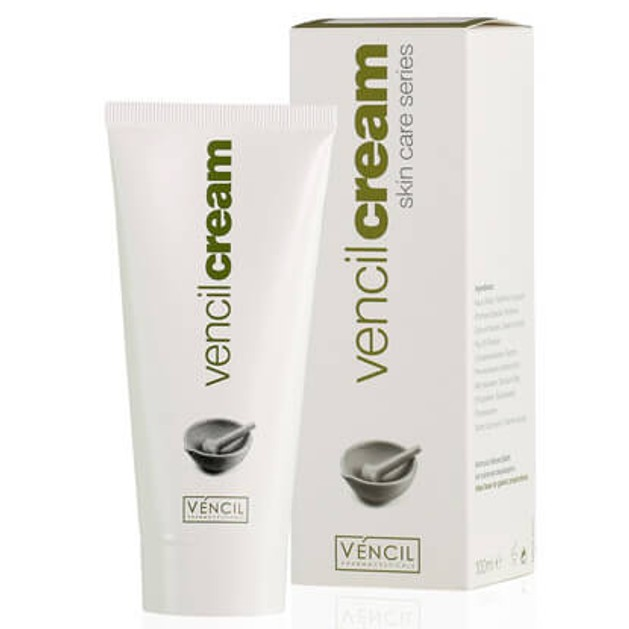 Vencil Cream Κρέμα Ενυδάτωσης & Ανάπλασης, Κατάλληλη για Κάθε Τύπο Δέρματος 100ml