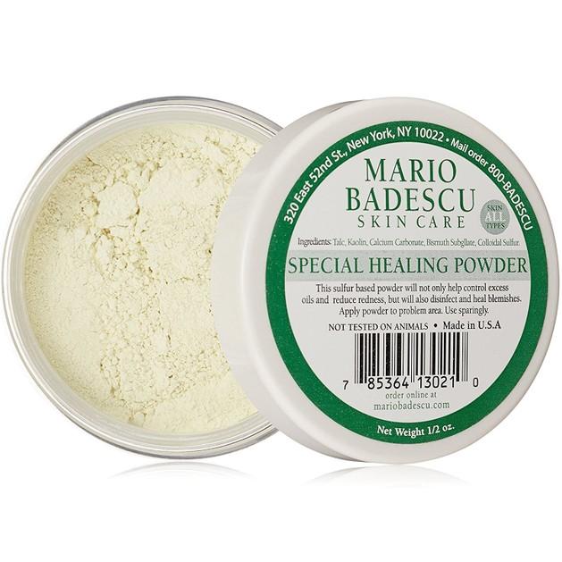 Mario Badescu Special Healing Powder Πούδρα για την Ρύθμιση της Λιπαρότητας & το Ξεμπλοκάρισμα των Πόρων 14g