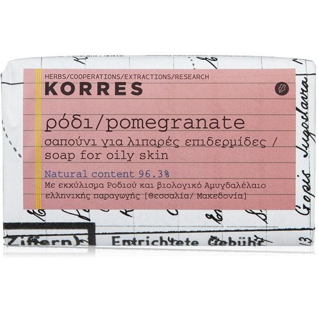 Korres Pomegranate Soap for Oily Skin 125gr