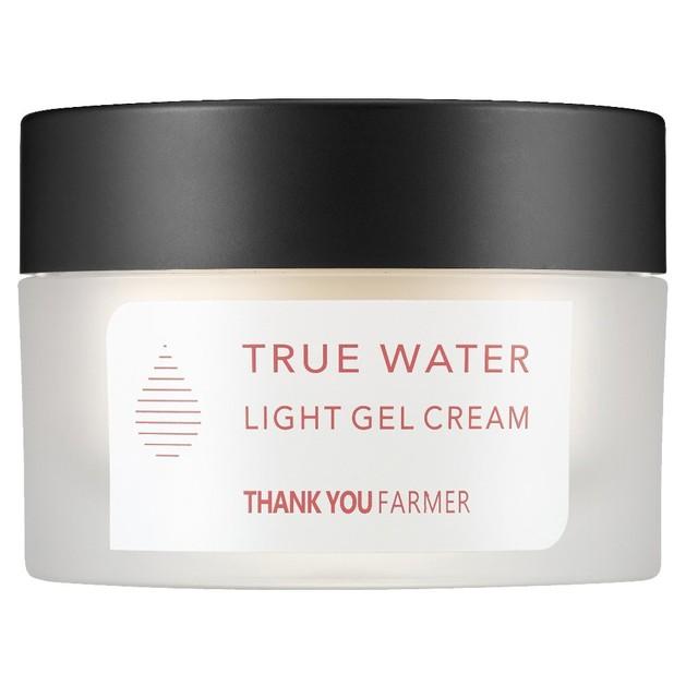 Thank You Farmer True Water Light Gel Cream Ελαφριά Ενυδατική Κρέμα σε Μορφή Gel 50ml