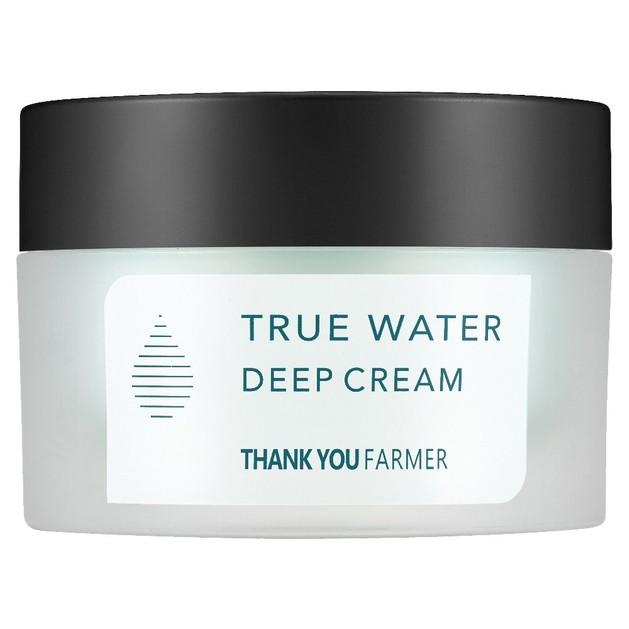 Thank You Farmer True Water Deep Cream Κρέμα Βαθιάς Ενυδάτωσης 50ml