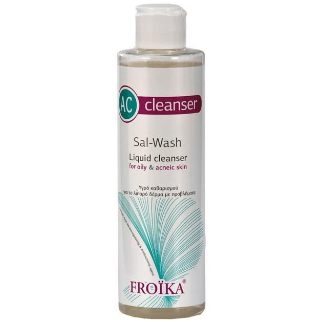 Froika Ac Sal-Wash Liquid Cleanser 200ml