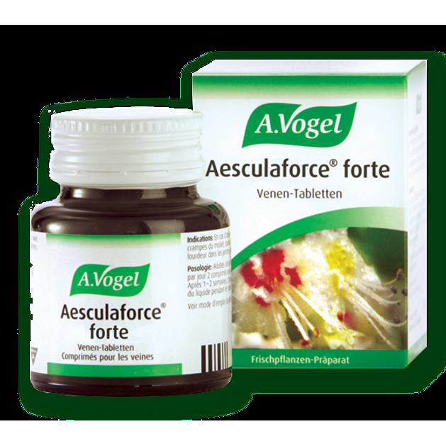 A.Vogel Aesculaforce Forte Αυξάνει Τη Δύναμη Και Τον Τόνο Των Φλεβών 50 tabs