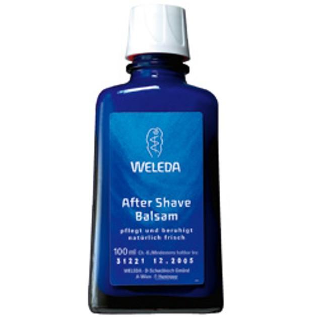 Weleda After Shave Balsam Βάλσαμο Για Μετά Το Ξύρισμα Αφήνοντας Το Δέρμα Ελαστικό Και Λείο 100ml