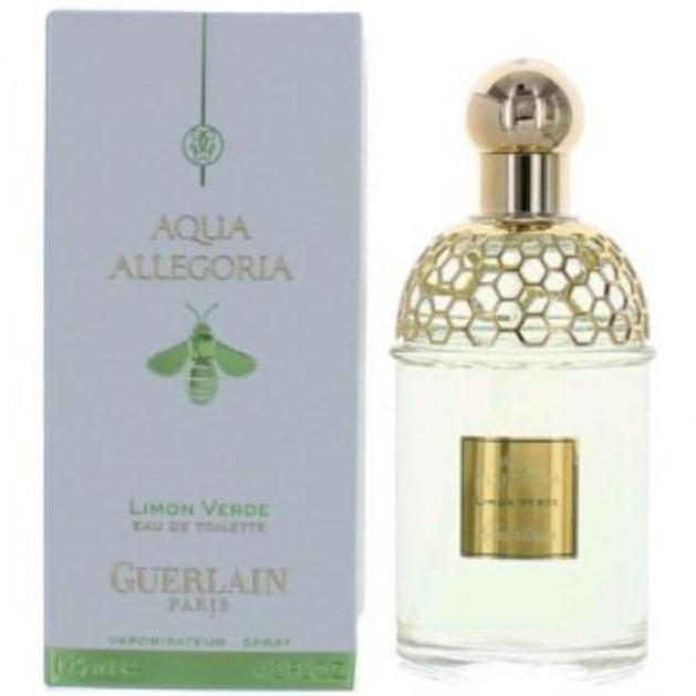 Guerlain Aqua Allegoria  Limon Verde Eau De Toilette 125ml (UNISEX)