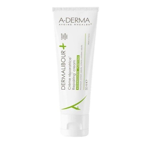 A-Derma Dermalibour+ Cream 50ml