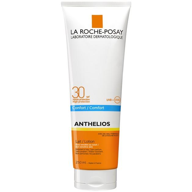 La Roche-Posay Anthelios Spf30 Lait Αντηλιακό Σώματος 250ml