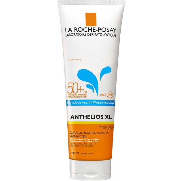 Anthelios XL Wet Skin Gel Spf50+ 250ml - La Roche-Posay