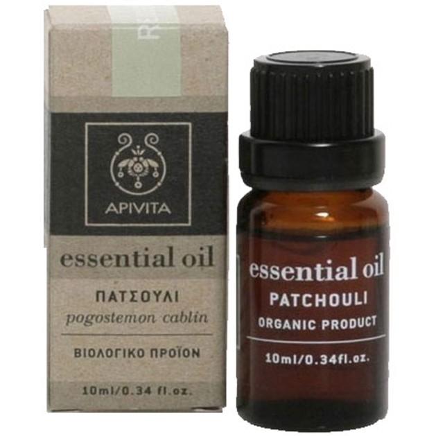 Apivita Essential Oil Patchouli Πατσουλί 10ml
