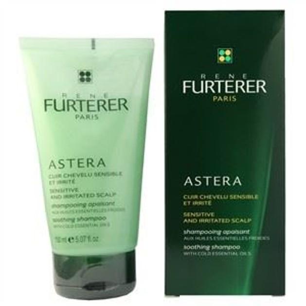 Rene Furterer Astera Soothing Shampoo Καταπραϋντικό Δροσιστικό Σαμπουάν για το Ερεθισμένο Τριχωτό 200 ml