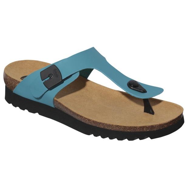 Dr Scholl Shoes Boa Vista Up Turquoise Γυναικεία Ανατομικά Παπούτσια Χαρίζουν Σωστή Στάση & Φυσικό Χωρίς Πόνο Βάδισμα 1 Ζευγάρι