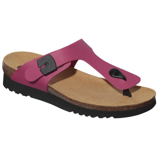 Scholl Shoes Boa Vista Up Watermelon Γυναικεία Ανατομικά Παπούτσια Χαρίζουν Σωστή Στάση & Φυσικό Χωρίς Πόνο Βάδισμα 1 Ζευγάρι