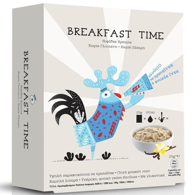 Power Health Breakfast Time 5x25gr