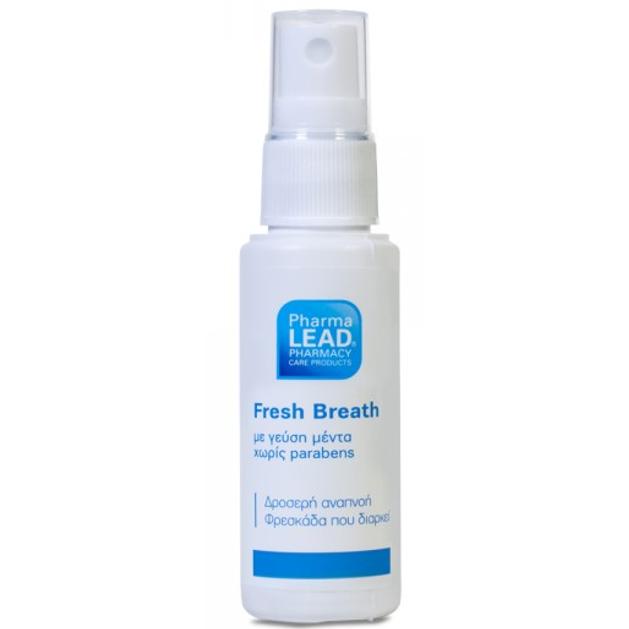 Pharmalead Fresh Breath Φυσικό Σπρέι Για Δροσερή Αναπνοή 30ml