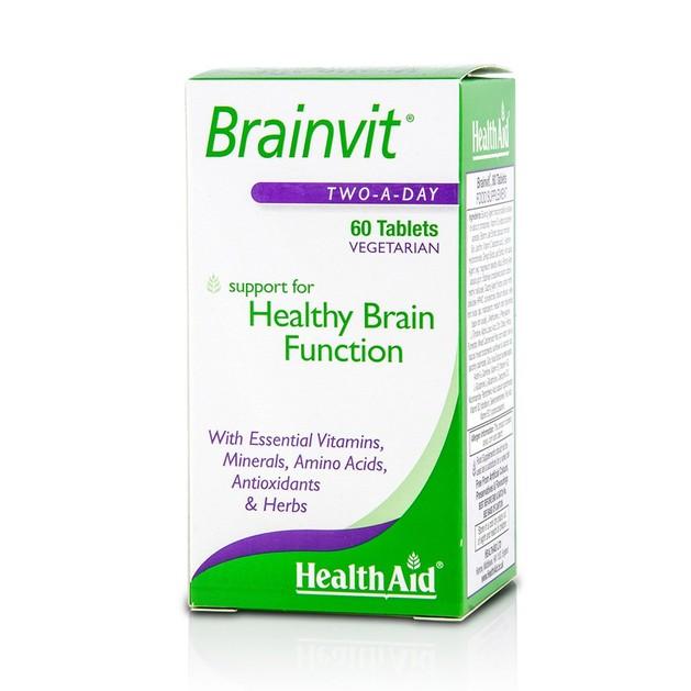 Health Aid Brainvit 60tabs