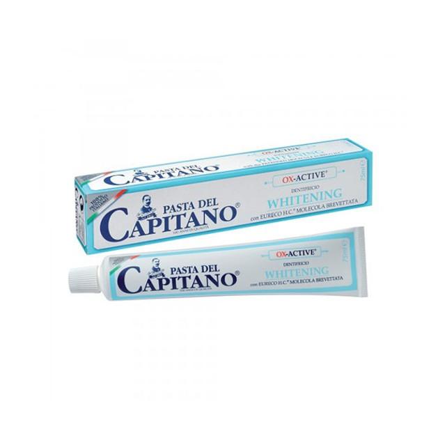 Pasta Del Capitano Λευκαντική Οδοντόκρεμα Ox Avtive 75ml