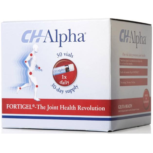 CH Alpha Fortigel Υδρολυμένο Πόσιμο Κολλαγόνο 30 x 25ml