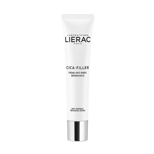 Lierac Cica-Filler Anti-Wrinkle Repairing Cream Αντιρυτιδική Κρέμα Επανόρθωσης για Κανονικές/Ξηρές Επιδερμίδες 40ml
