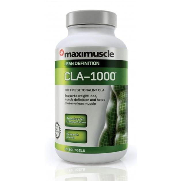 Maximuscle Cla-1000 Λιποδιαλιτικό 90caps