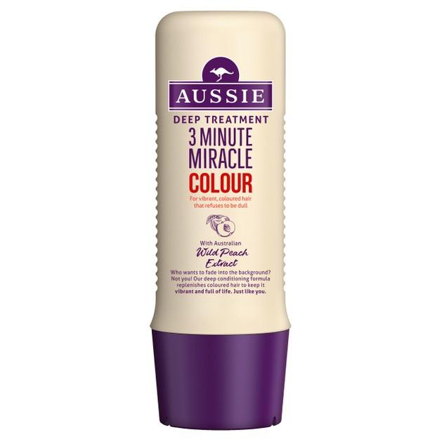 Aussie 3 Minute Miracle Colour Deep Treatment Εντατική Μάσκα 3 Λεπτών για Βαμμένα Μαλλιά 250ml