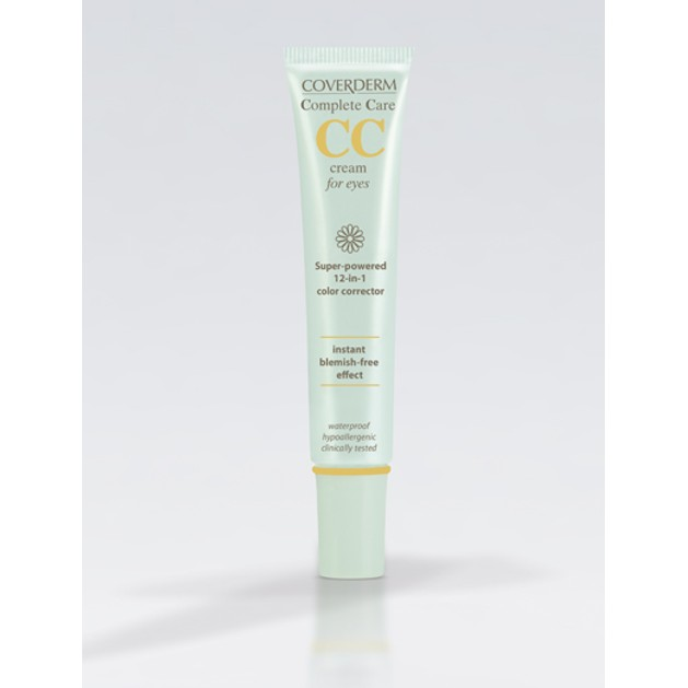Coverderm Complete Care CC Cream For Eyes Για Τα Μάτια Spf15 15ml
