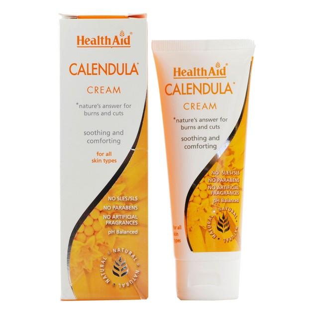 Health Aid Calendula Cream 75ml