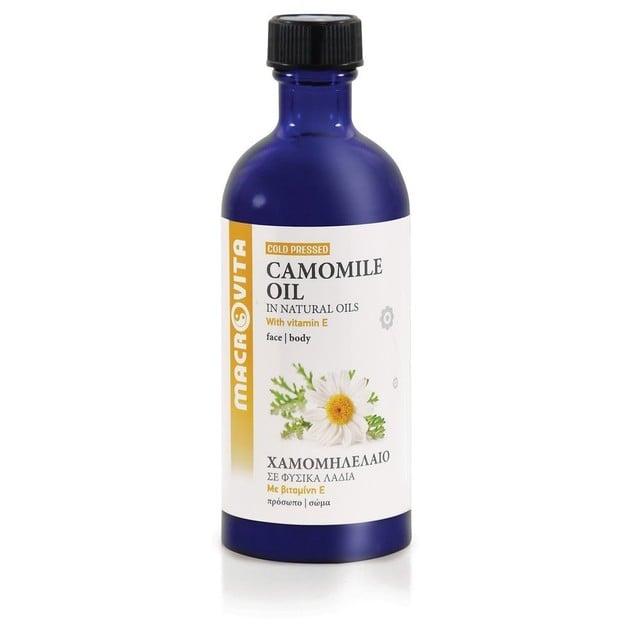 Macrovita Camomile Oil 100ml