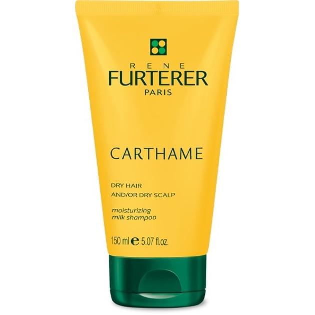 Rene Furterer Carthame Shampooing Ενυδατικό Σαμπουάν-Γαλάκτωμα 150ml