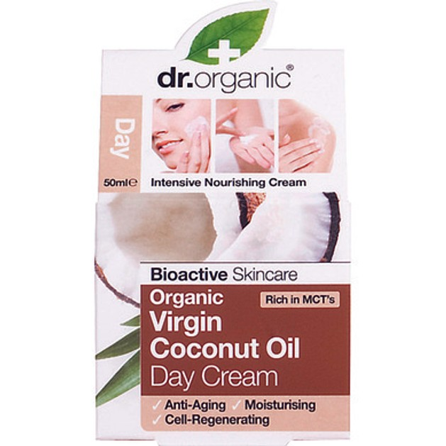 Dr.Organic Organic Virgin Coconut Oil Day Cream 50ml