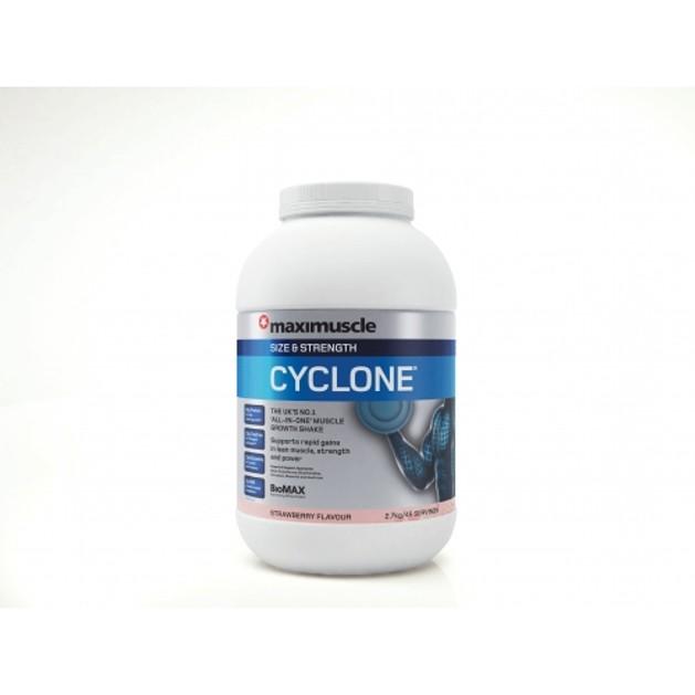 Maximuscle Cyclone Πρωτεΐνη Ορρού Γάλακτος 2.7kg