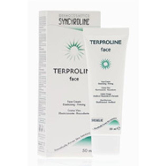 Synchroline Terproline Face Cream Αντιρυτιδική, Συσφικτική Κρέμα Προσώπου και Λαιμού 50ml