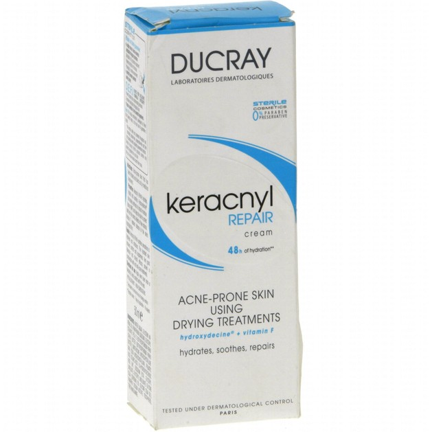 Ducray Kerancyl Repair Creme 50ml