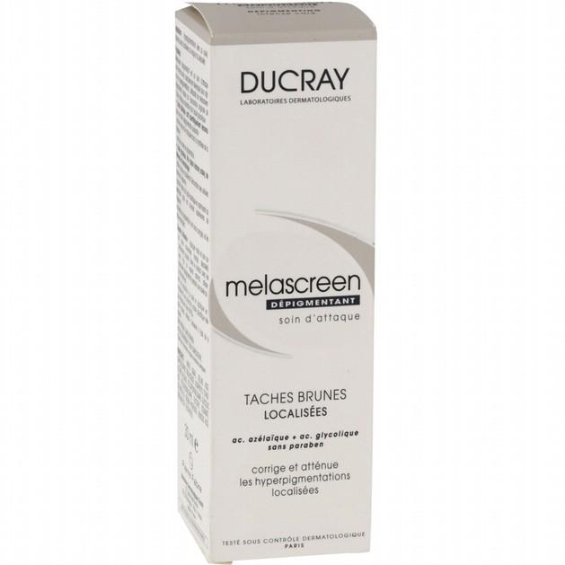 Melascreen Soin d\' Attaque Intense Depigmenting Care 30ml - Ducray