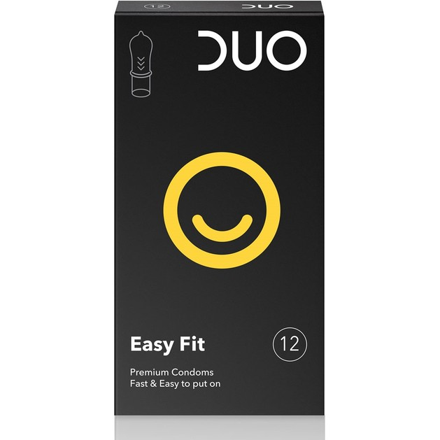 Duo Easy Fit Για Ευκολότερη Τοποθέτηση 12τμχ