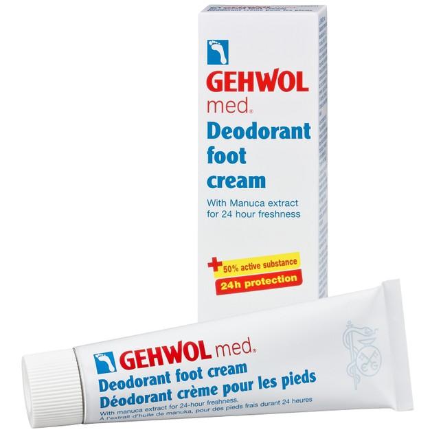 Gehwol Med Deodorant Foot Cream