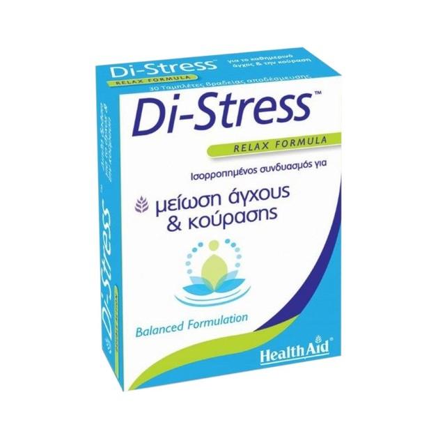 Health Aid Di-Stress 30tabs