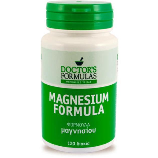 Doctor\'s Formulas Magnesium 120tabs