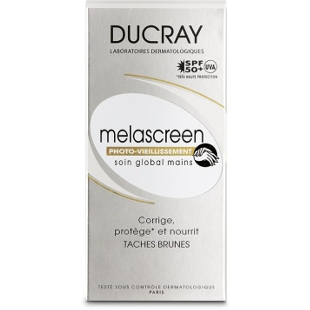 Melascreen Photo-Vieillissement Photaging Creme Mains 50ml - Ducray