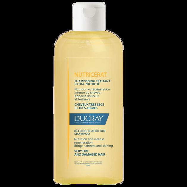 Ducray Nutricerat Shampooing Shampoo για Ξηρά Μαλλιά 400ml