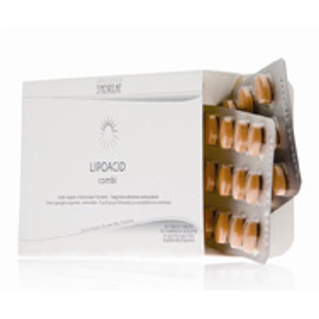 Synchroline Lipoacid Combi Συμπλήρωμα Διατροφής που Αποτελεί Ολοκληρωμένη Προστασία του Οργανισμού από Ελεύθερες Ρίζες 30Tabs