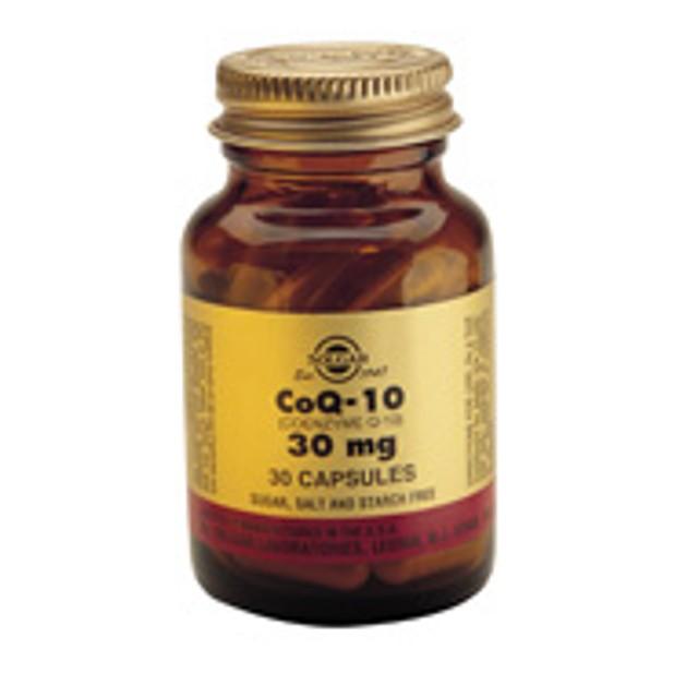 Solgar Coenzyme CoQ-10 30mg veg.caps